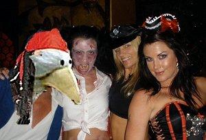 M.C., Helenna, Me & Miranda