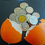 What could be better than an egg full of money?  Post: http://wp.me/p102Du-2M8