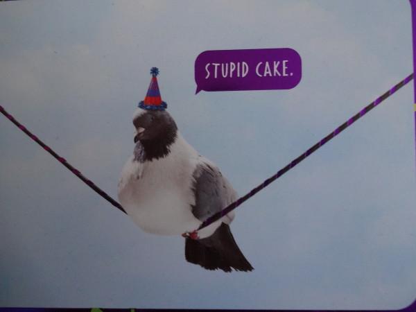 Stupid Cake