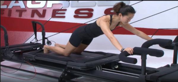 Kick Ass Lagree Fitness Workout