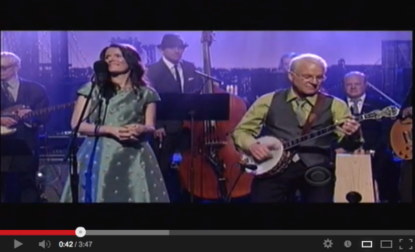 Steve Martin & the Steep Canyon Rangers with Edie Brickell