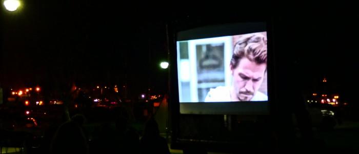 Screening at Marina Film Festival