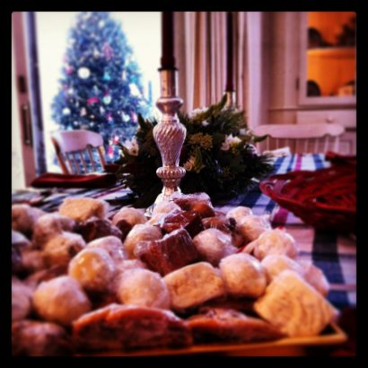 Yumminess at Christmas