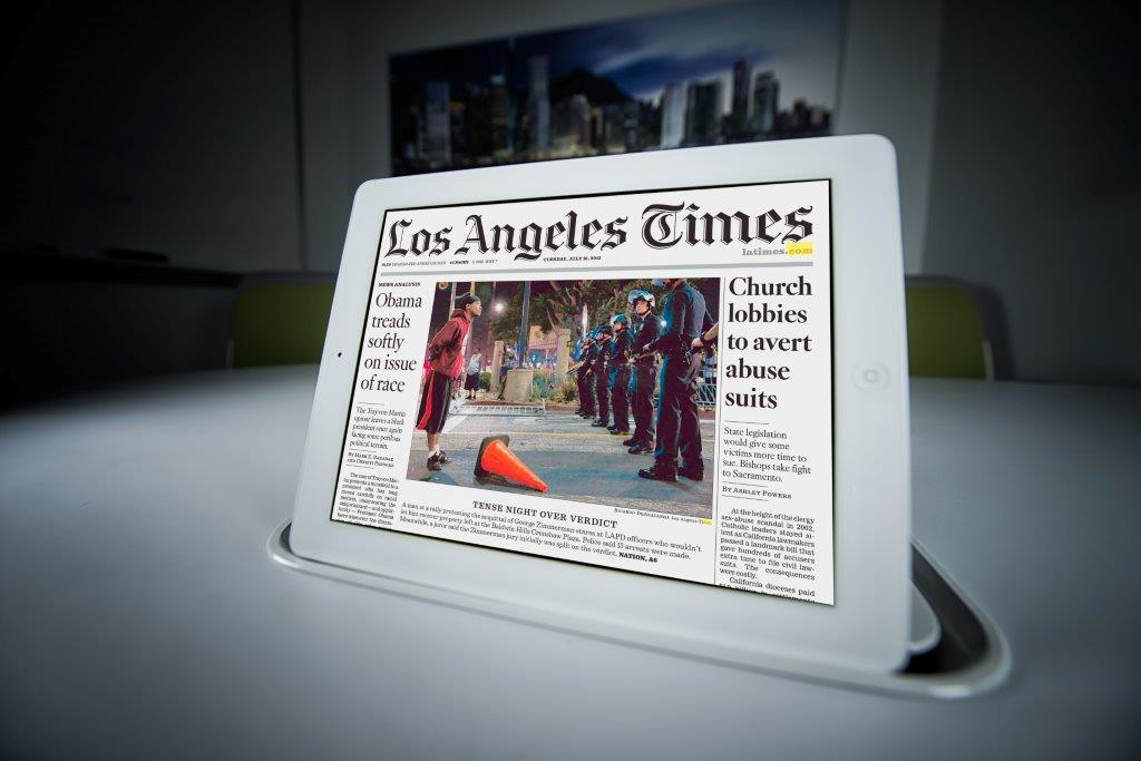 Los Angeles Times on Press Reader