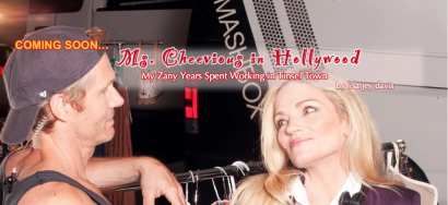 Coming Soon: Ms. Cheevious in Hollywood by Lisa Jey Davis #Memoir