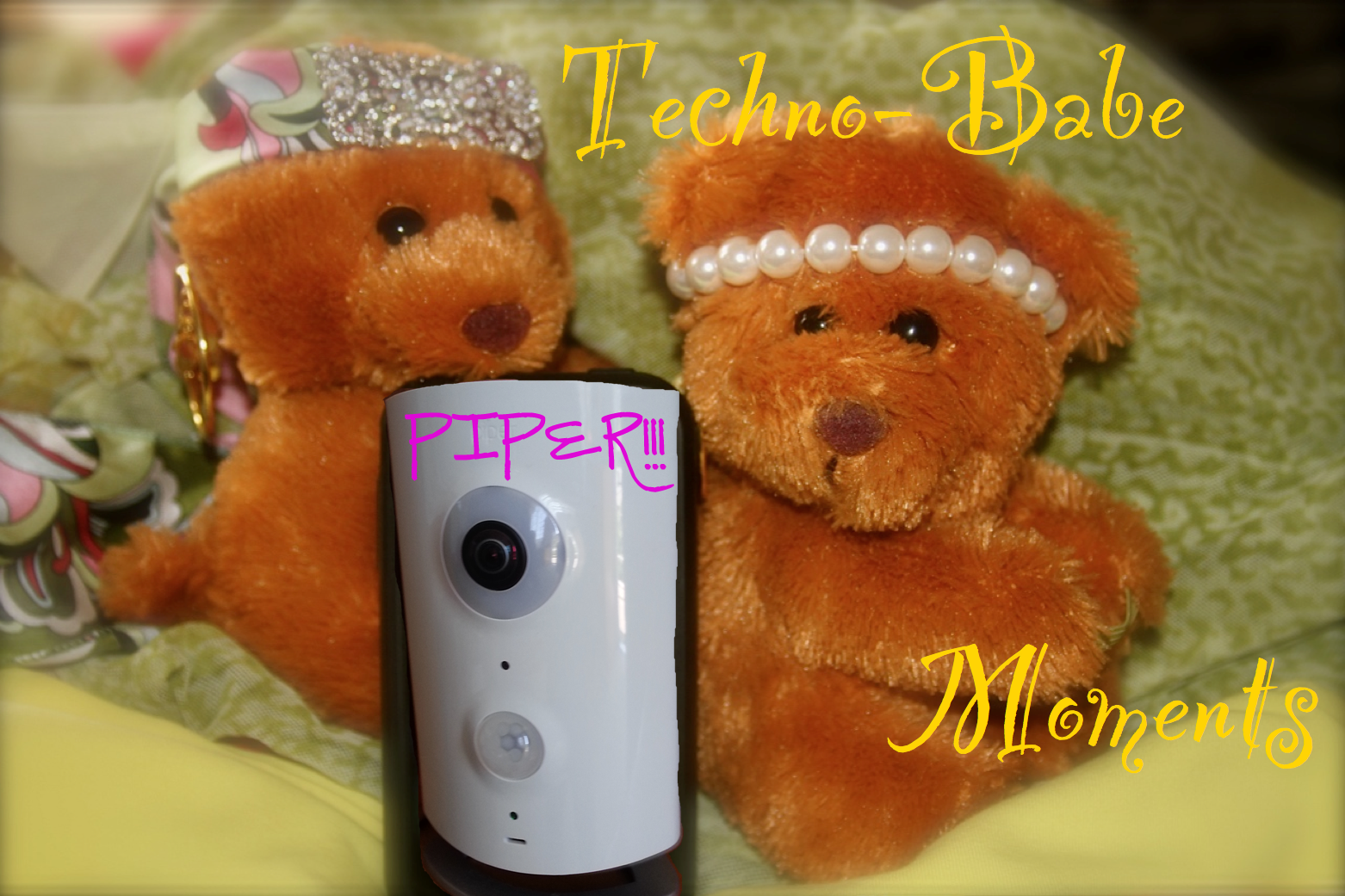 Techno Babe Moments - Piper
