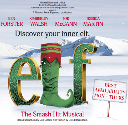 Elf the Musical - London 2015