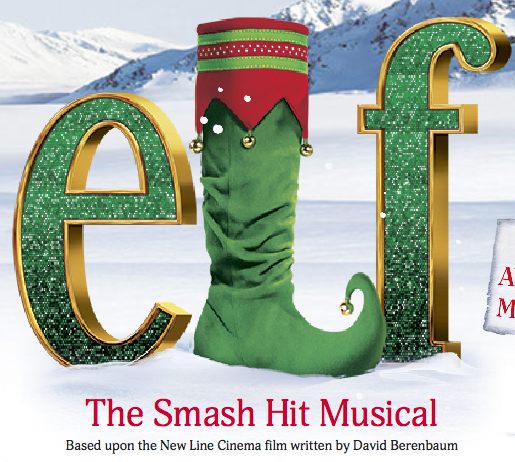 Elf the Musical - London 2015 (small)